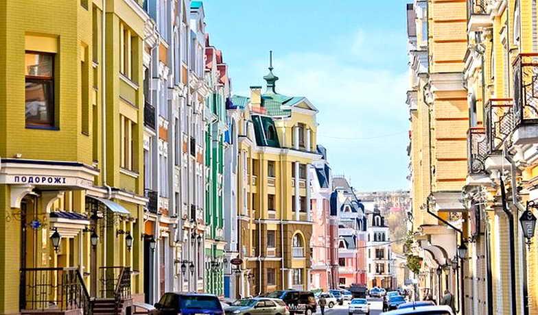 Туристический Киев ждет гостей