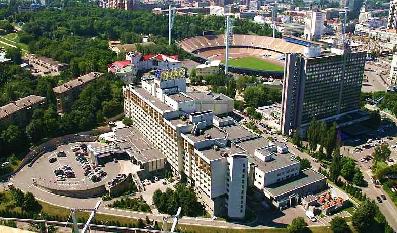Отели Киева в центре